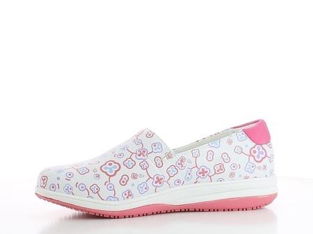 Antybakteryjne obuwie medyczne damskie Oxypas Suzy