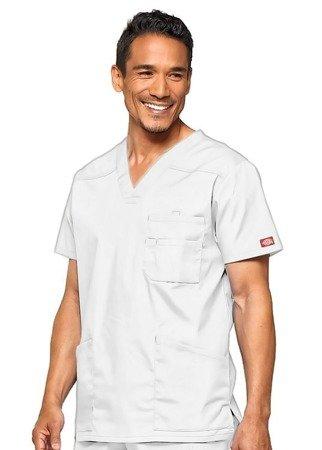 Biała bluza medyczna Dickies 81906