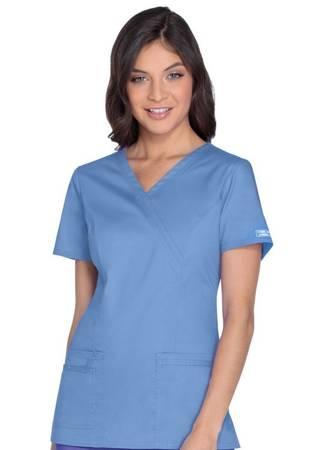 Bluza medyczna Cherokee 4728 Błękitna