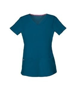 Bluza medyczna damska błękit karaibski Heartsoul 20710
