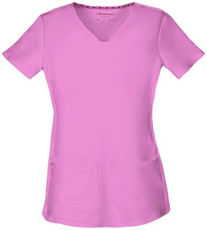 Bluza medyczna damska fiołkowa Heartsoul 20710