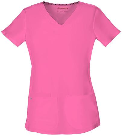 Bluza medyczna damska różowa Heartsoul 20710
