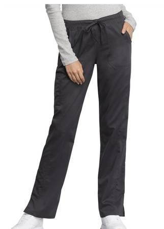 Damskie spodnie medyczne WW235AB Grafitowe