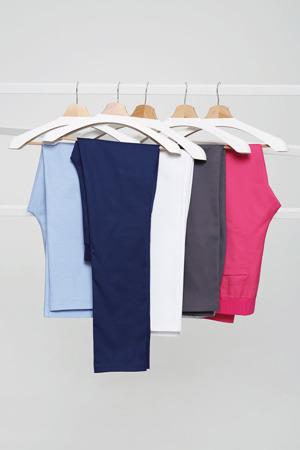 Spodnie medyczne damskie Apolonia SE 72 Stretch Granatowe