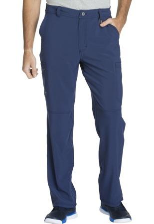 Spodnie medyczne męskie granatowe Cherokee Infinity